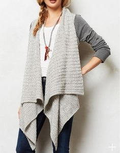 Anthro Saturday Sunday Casado Cardigan
